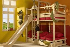 ... Kids room, Bunk Bed With Slide Kids Bunk Beds With Slide Great: New  best ...