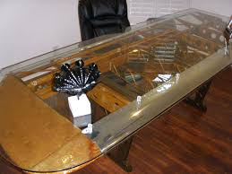 airplane wing desk glass top noel homes unique airplane airplane wing desk airplane wing desk glass modern airplane wing desk