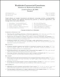 An Example Of A Good Resume Gorgeous Good Resume Summary Examples How Write A Resume Summary Statement