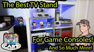 Kallax The Best TV <b>stand for game</b> collections !! ( and Best inserts for ...