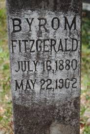 Byron Fitzgerald (1880-1902) - Find A Grave Memorial