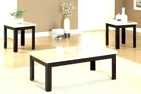 glass coffee table decorating ideas walnut coffee table set and end glass top tables small round