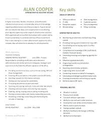 Administrative Support Resume Examples Best Of Best Resume Samples For Administrative Assistant Examples Of
