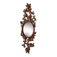 Design Toscano Mirror Design Toscano Delphine Accent Wall Mirror Amazon Co Uk