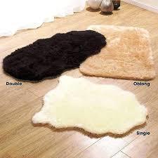 faux fur rug ikea sheepskin large size of coffee print rugs