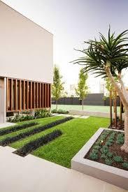 Small Picture Minimalist Garden Integrating the Best Outdoor Activities on