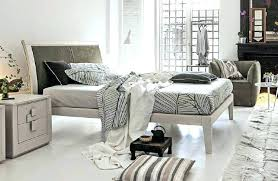 upholstered wood bed laposadainfo