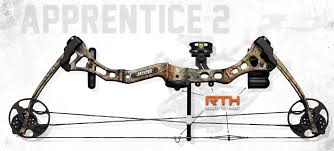 Compound Bear Apprentice 2 Compound Bow Realtree Apg