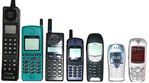 first motorola cell phone. from left to right: motorola 3200 - my first real mobile phone, nokia pt11 (here the e-plus version hell, i lost 2110) data enabled cell phone
