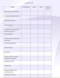 Punch List Template Free Commercial Construction Printable