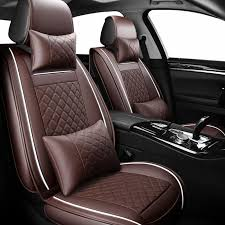 leather car seat covers for toyota