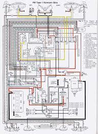 1966 1967 1968 1969 vw karmann ghia wiring diagram 1973 vw beetle wiring diagram at 1967 Vw Beetle Wiring Diagram