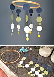 colorful nursery mobile for 25 diy nursery decor ideas diy decorating ideas for