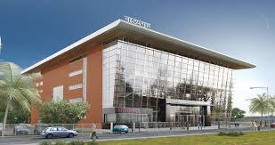 Office building design concepts Office Complex The Building Design Responds To The Solar Orientation And Capitalizes On It To Conserve Energy The Foyer And Lobbies Are Situated On The South Side With Chernomorie The Firms Sustainable Design For Multifunctional Auditorium In