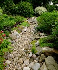 Small Picture 57 best Gardening Dry Creek Bed images on Pinterest Landscaping