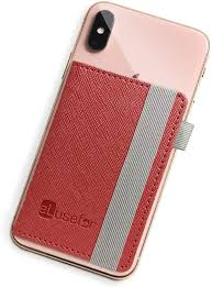 Stick-On Phone Wallet for Back of 6 or Case Sle Shipping included iPhone  Android