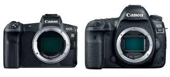 Canon Eos R Vs Canon 5d Mark Iv