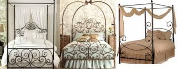 The Best List Iron Canopy Beds  Megan Bachmann InteriorsCanopy Iron Bed