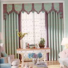 Pretty Curtains Living Room Decoration Curtain Valance Ideas Living Rooms Room Curtains With