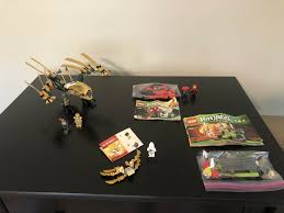 Lego Ninjago Lot 9947 70500 70503 All Retired Sets for sale online