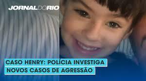 Caso Henry: polícia investiga novos casos de agressão: Jornal do Rio  (24/03/2021) - YouTube
