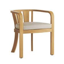 fabric dining chair low back armrests designcorner