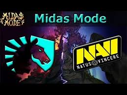 dota 2 live liquid vs navi bo3 eu group stage midas mode