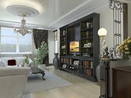 Living Room Wall Unit