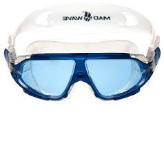 Купить Очки-<b>маска для плавания MAD WAVE</b> Sight II по выгодной ...