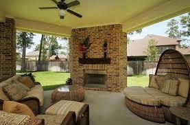 13 outdoor fireplace under covered patio mississippi gulf coast custom homes gallery mason mccmatricschool com