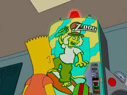 Simpsons Vending Machine Impressive Recap Of The Simpsons Season 48 Episode 48 Recap Guide