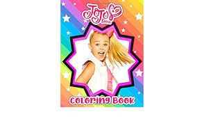 Jojo coloring pages fabulous jojo siwa coloring pages fan drawing. Amazon Com Jojo Siwa Coloring Book Jojo Siwa Jumbo Coloring Book With Cute Designs 9798669787752 Danielle Schultz Books