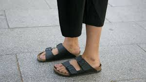 how did birkenstocks convince us the pain of breaking them in was worth it