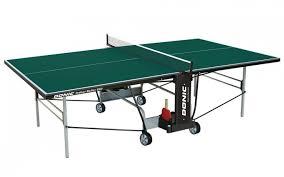 <b>Теннисный стол Donic Indoor</b> Roller 800 зеленый уцененный ...