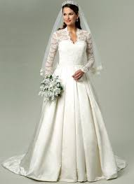 Bridal Gown Patterns