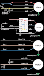 motor wiring diagrams groschopp electric motor wiring diagram 3 phase at Motor Wiring Diagram