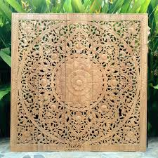 este art culo no est disponible on teak wall art panels with natural carved wood wall art panel bed headboard reclaim teak wall