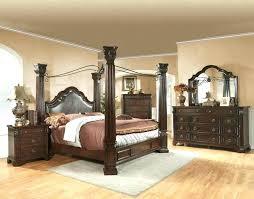 Elegant King Size Bedroom Sets Queen Size Bed Dark Wood Elegant ...