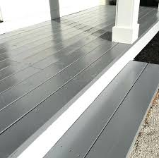 front porch flooring ideas painted