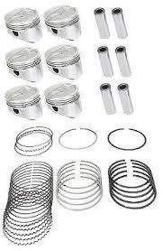 3VZ-E 3VZE 3.0 V6 Toyota Pistons w/Rings (10-653-6) – Engine Parts ...