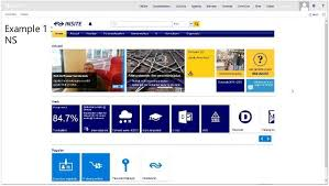 Sharepoint Website Examples Pin On Portal Intranet