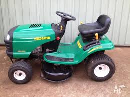weed eater lawn tractor. weedeater ride on lawn mower - excellent condition weed eater tractor