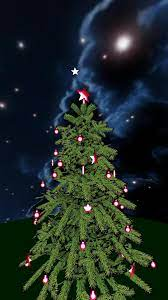 Christmas tree 3D Live Wallpaper for ...
