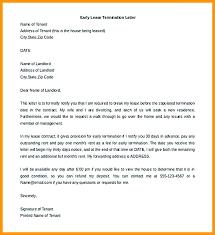 Termination Letter Samples – Fdlnews