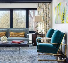 Denver Home Design A Denver Home Transforms With Color Pattern Luxe
