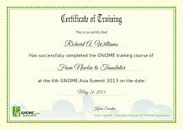 Course Completion Certificate Format Football Equipment Manager