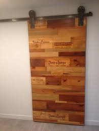 wine box ideas.  Wine My Contemporary Concept Barn Door Made From Repurposed Wine Crates Intended Wine Box Ideas C