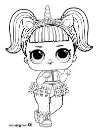 Lol Doll Coloring Pages Irvinecarpetcleaninginfo