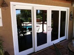 image of modern pella sliding glass doors