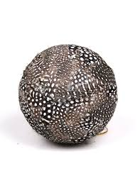 Decorative Feather Balls Gorgeous New Home Décor Feather Balls From Jodhpuri Inc